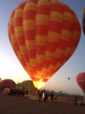 Dream Balloons: Getting Ready.
