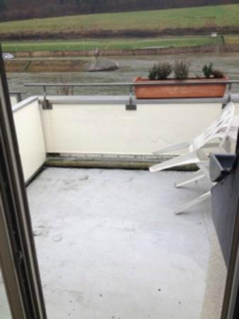 Hotel Nicolay zur Post: Balkon