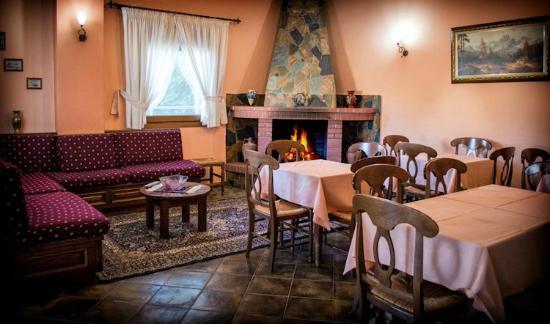 Arnissa, اليونان: common room