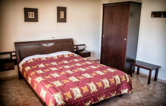 Arnissa, اليونان: double room