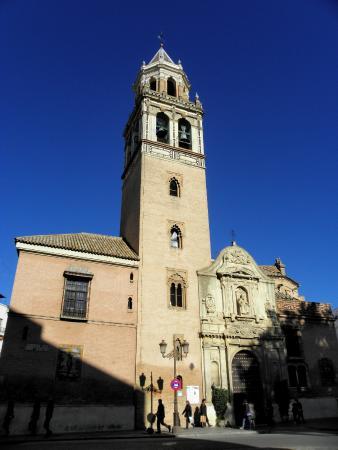 Iglesia de San Pedro: facciata