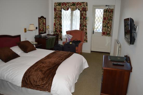 Boxmoor Lodge Hotel: Our room