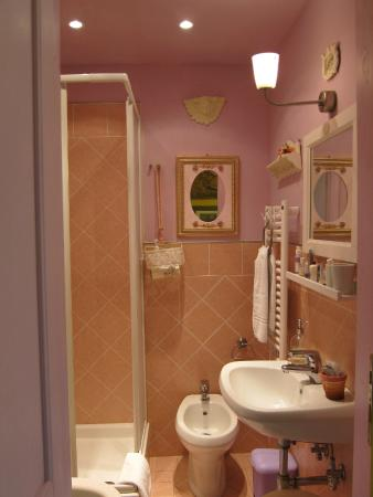 B&B Al Ventaglio : Bathroom