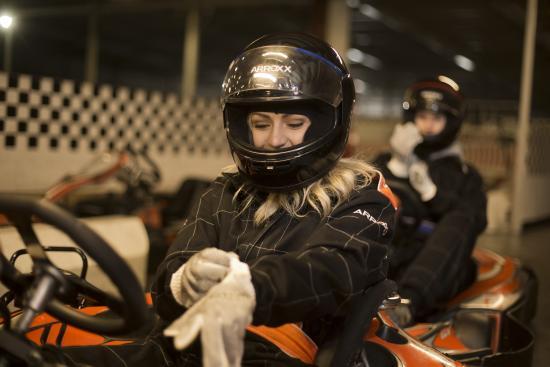 Campsie Karting Centre: .