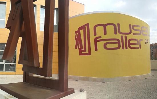 Museu Faller de Gandia: Entrata al museo