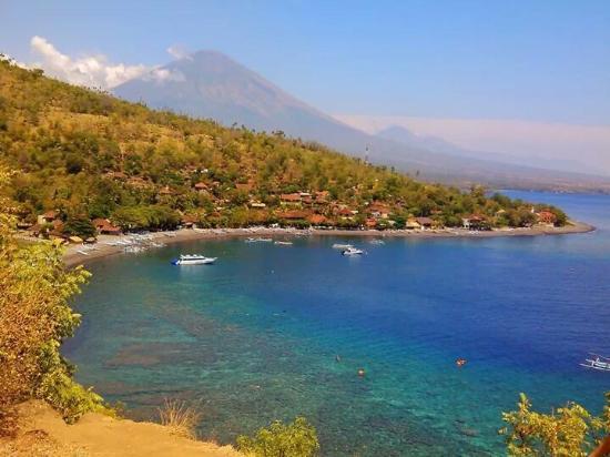 Amed, Indonezja: Jemeluk Bay