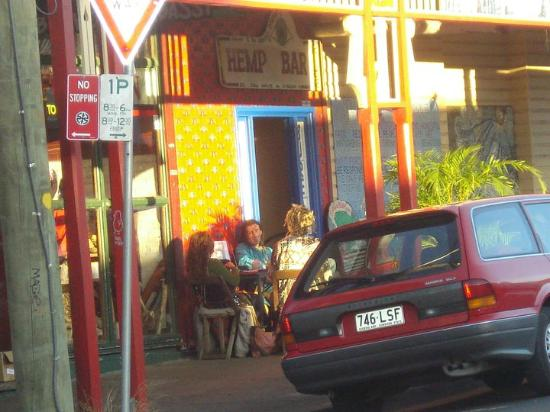 Nimbin Markets: LIFESTYLE