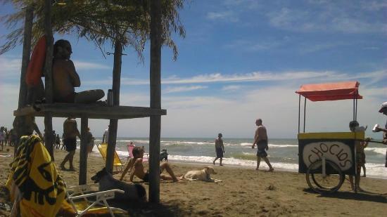 La Playa de Valeria del Mar: las costumbres