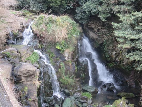 Tsuzumiga Falls
