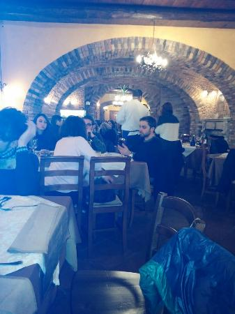 Fisciano, İtalya: Sala interna