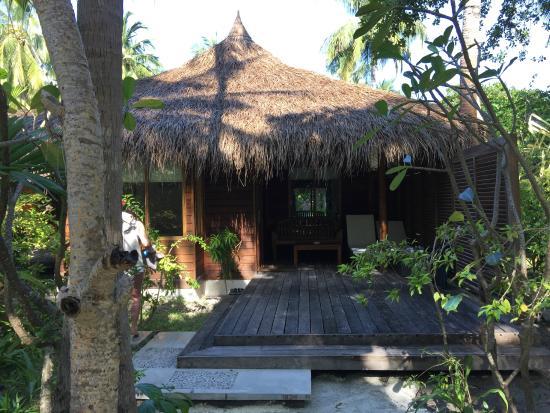 Kuramathi: Our villa (number 97)