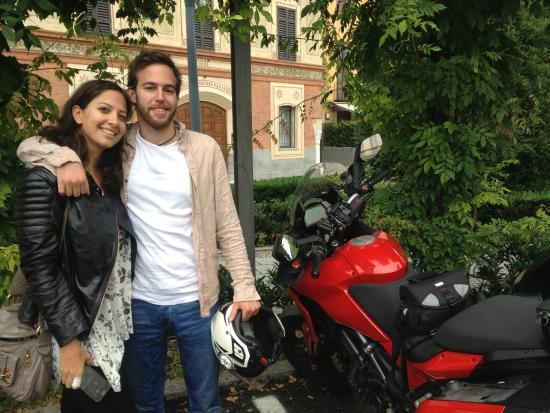 Lake Como Motorbike - Day Tours: This has been a good day. Yes, a good day