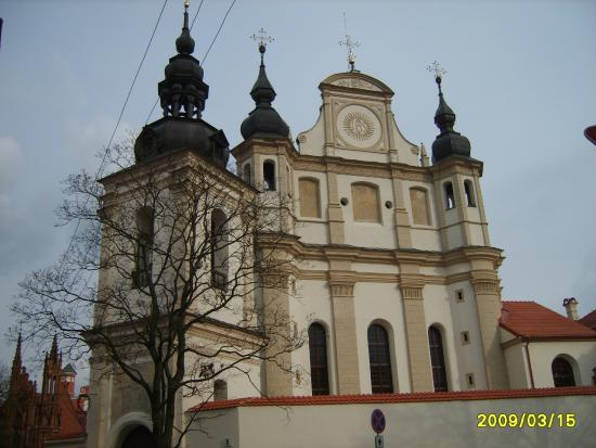 St. Michael's Church (Sv. Mykolo Baznycia): Церковь Святого Михаила Архангела