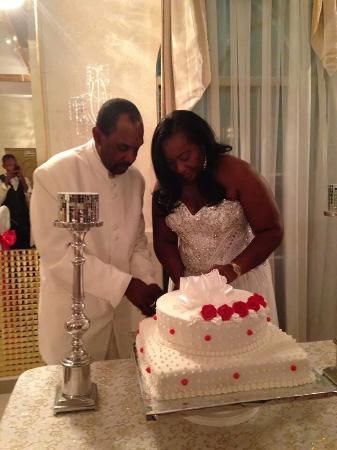 Millenium Manor Hotel: Birthday party at the  Millennium Hotel in  Guyana