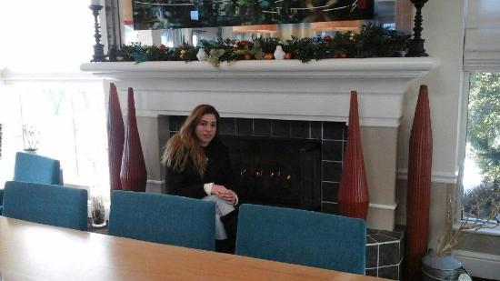 Hilton Garden Inn Hershey: My girl