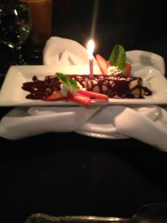 Antiquity Restaurant : Polyezenta Crepe Dessert