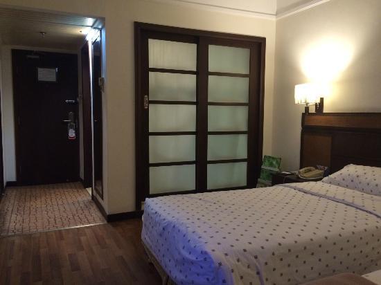 Haikou Hotel: Clean room