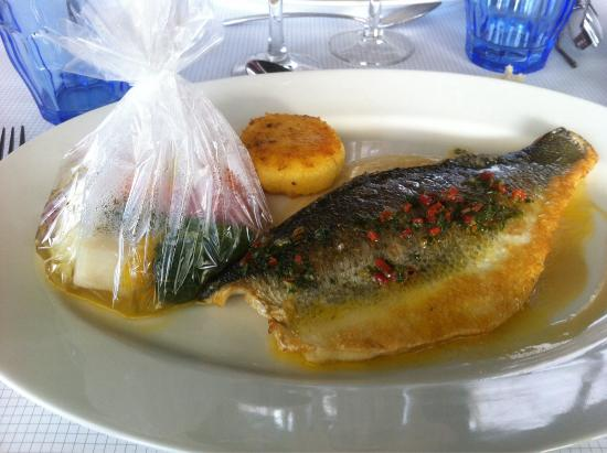 L'Ermitage Restaurant Cuisine a manger : Original