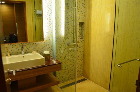 Clarks Inn, Gurgaon, Delhi-NCR: Ванная комната
