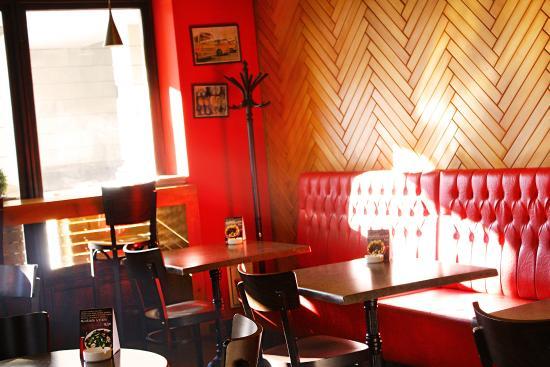 Respublika Espresso Bar: Sunny Respublika