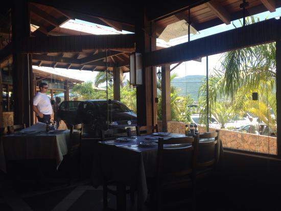 Restaurante Zanoni: Vista interna