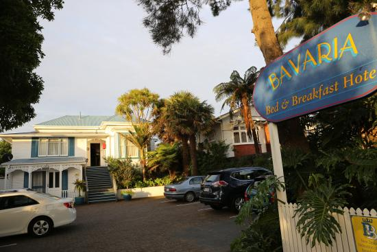 Bavaria Bed & Breakfast Hotel: Bavaria B&B, Auckland