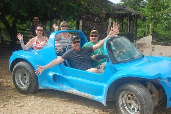 Fun-Buggy: Best tour ever don't believe the unsavoury reviews!