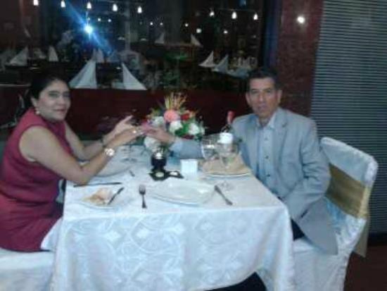 Sheraton Bogota Hotel: Cena especial