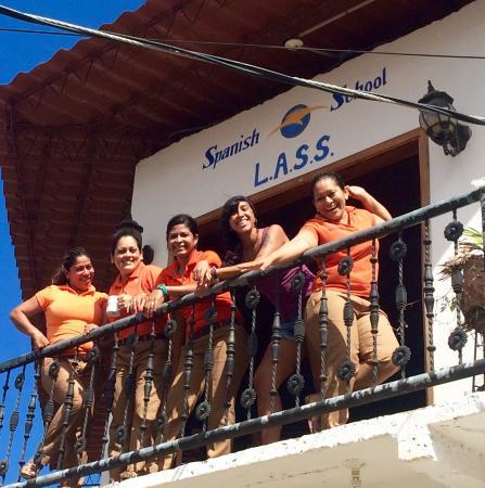 Latin American Spanish School: A fine farewell