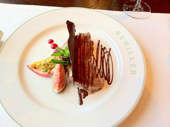 Brasserie Schiller: Mousse al cioccolato