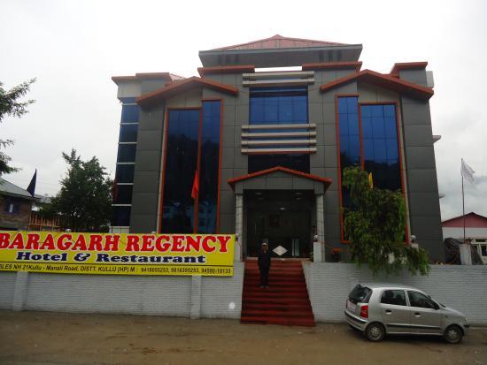 Hotel Baragarh Regency