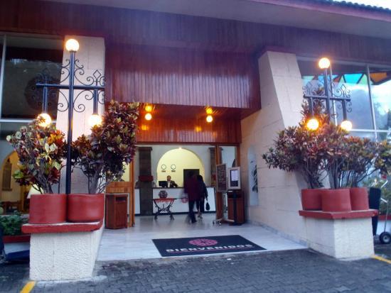 Hotel Mision De Los Angeles Oaxaca