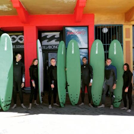 Surfshack SurfSchool