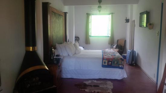 Hotel Fazenda 3 Pinheiros: Quarto