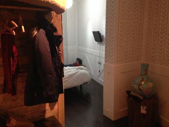 Hotel Life: habitación