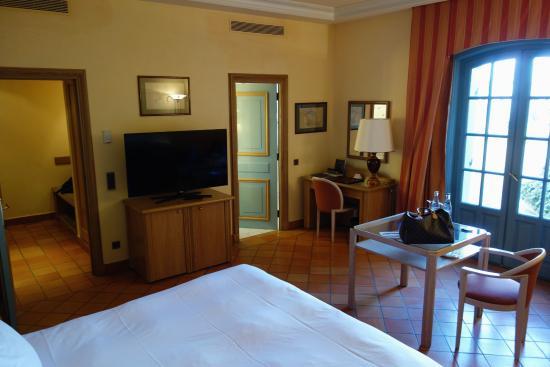 Villa Florentine: La chambre