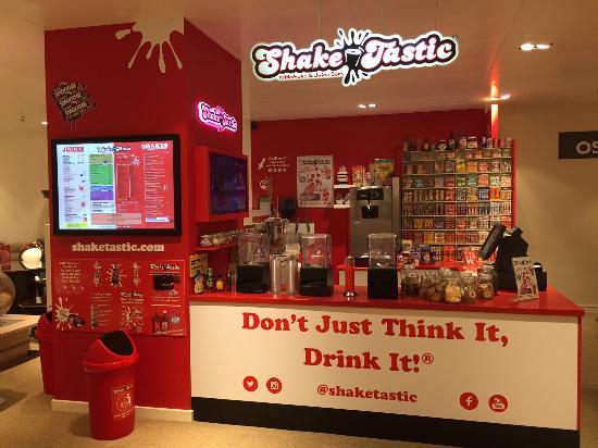 ShakeTastic, London - Prince Charles Dr - Restaurant ...