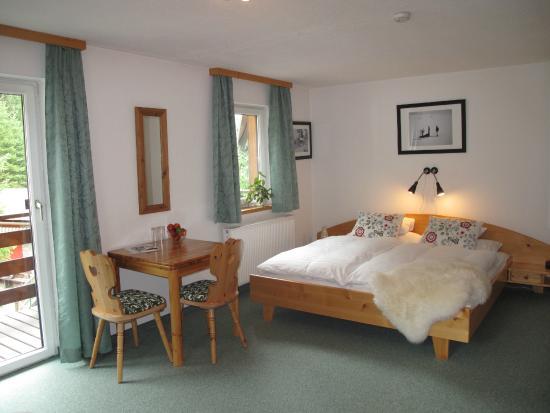 Ski Lodge Jaktman : Guest room