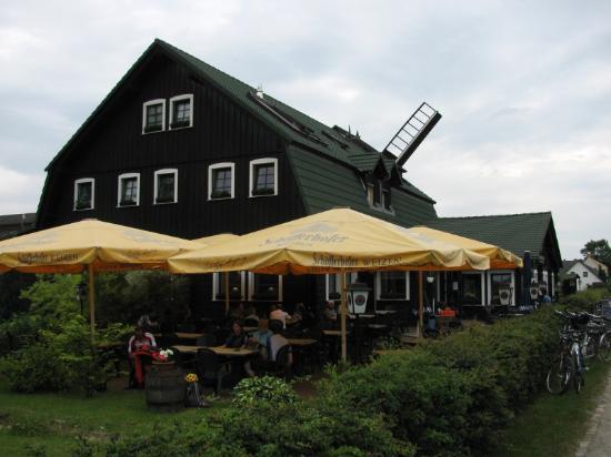 Kräutermühle Burg: Die Gaststätte