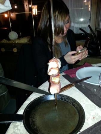 Al Sottobosco Steak house Churrascaria: sublime
