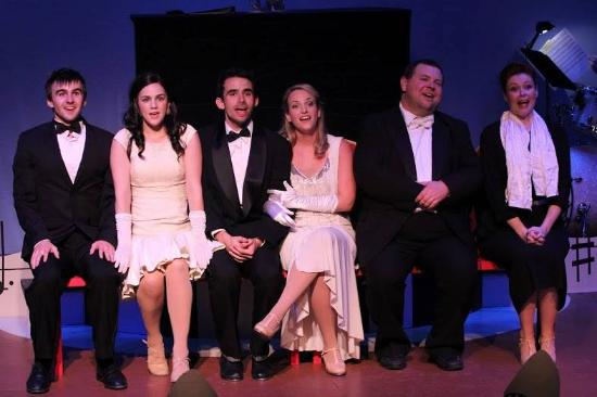 The Theater Barn: I Love a Piano - 2014