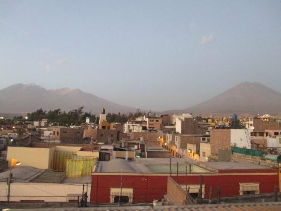 La Posada del Kuraka : view from the roof