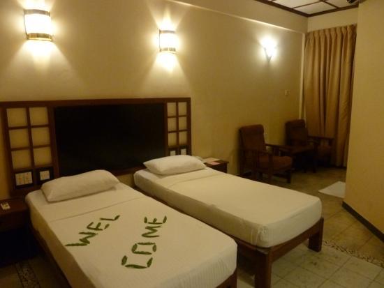 Swiss Residence: La stanza
