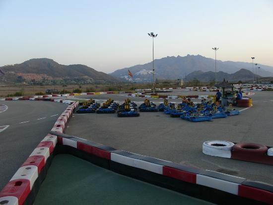 Karting Garrucha