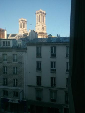 Ibis Paris Gare du Nord La Fayette 10ème : view from the room