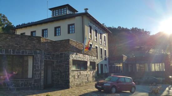 Ribeira de Piquin, Hiszpania: Hotel
