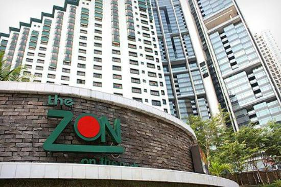 The ZON All Suites Residences : View