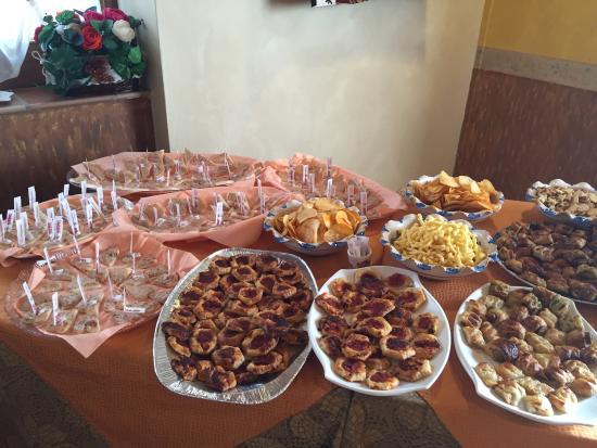 Il Primo Amore : Parte di un buffet
