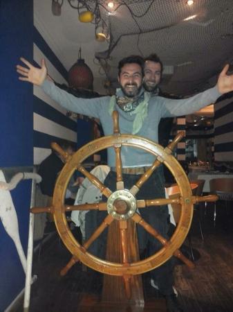 El Tangerino : titanic al TANGERINO