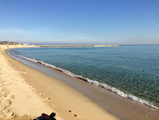 Bogatell Beach - Picture of Bogatell Beach, Barcelona - TripAdvisor